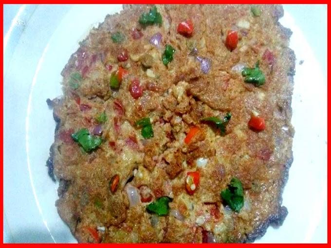 Spicy Omelette Egg Recipe For Breakfast In 5 Minute