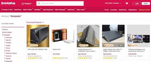 toko online termurah terlengkap paling terbaik