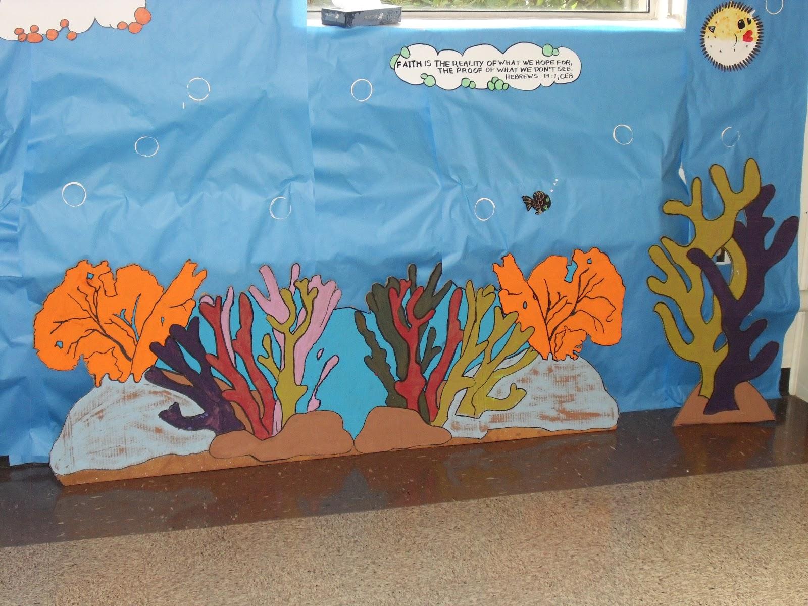 Underwater Room Ideas