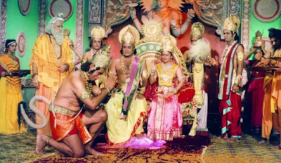 Ramayana, Mahabharat re-telecast again in DD National