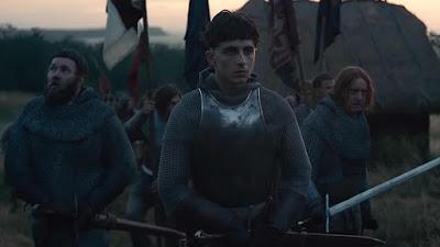 The King 2019 Movie Image