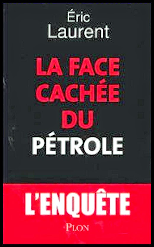 7 Alessandro-Bacci-Middle-East-Blog-Books-Worth-Reading-Laurent-La-face-cachée-du-pétrole