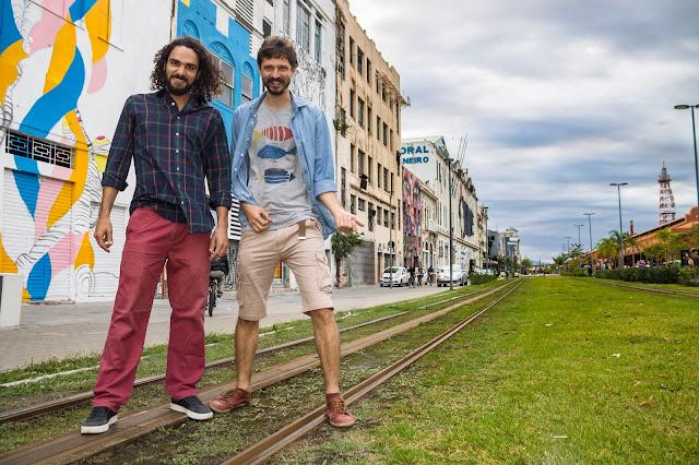 Noz Elétrica encerra turnê com show na Lapa