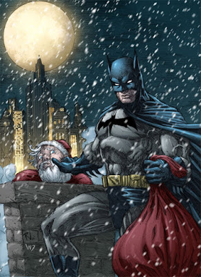 Batman Christmas