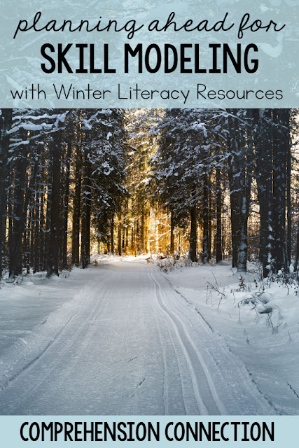 If you're trying to plan ahead, check out this post for great books and ideas for winter months. Freebies included too.