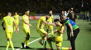 الترجي يسقط امام فريق شبيبة القبائل في الجولة السادسه من في دوري أبطال أفريقيا