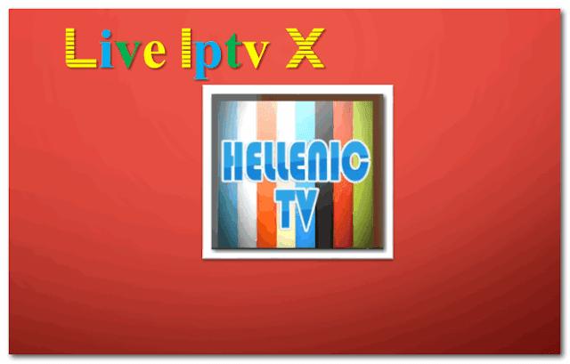 Hellenic TV live tv addon