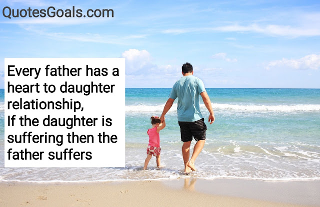 Quotes for father and daughter relationship