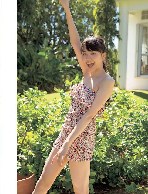 松井愛莉 Airi Matsui FLASH June 2015 Pics