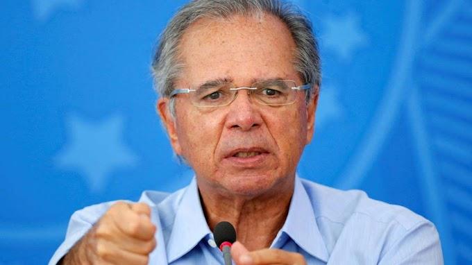 'O Brasil vai surpreender o mundo', diz Paulo Guedes