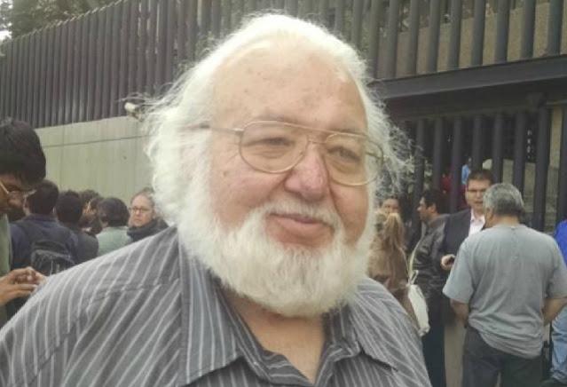 Muere Ernesto Yáñez, ganador del Ariel, por Covid-19