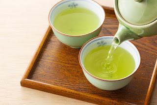 Green Tea Anyone?
