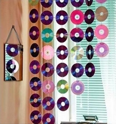 Partisi dari CD/DVD bekas