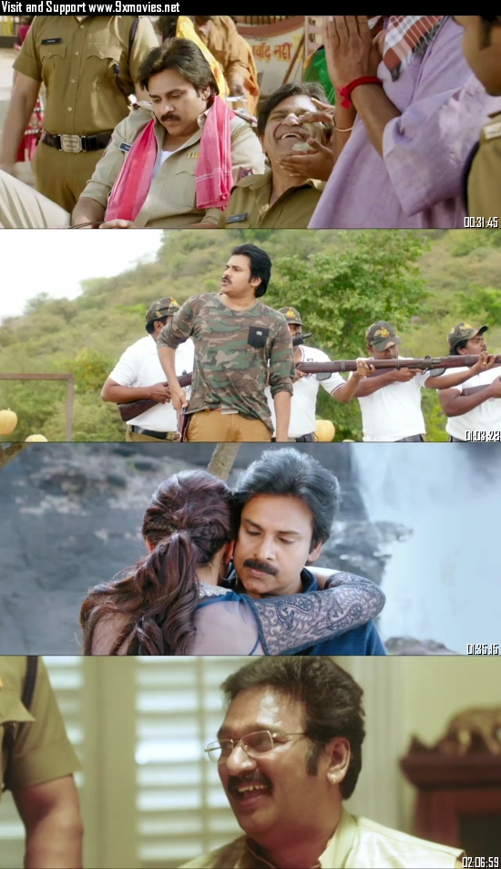 Sardaar Gabbar Singh 2016 Dual Audio Hindi 720p HDRip