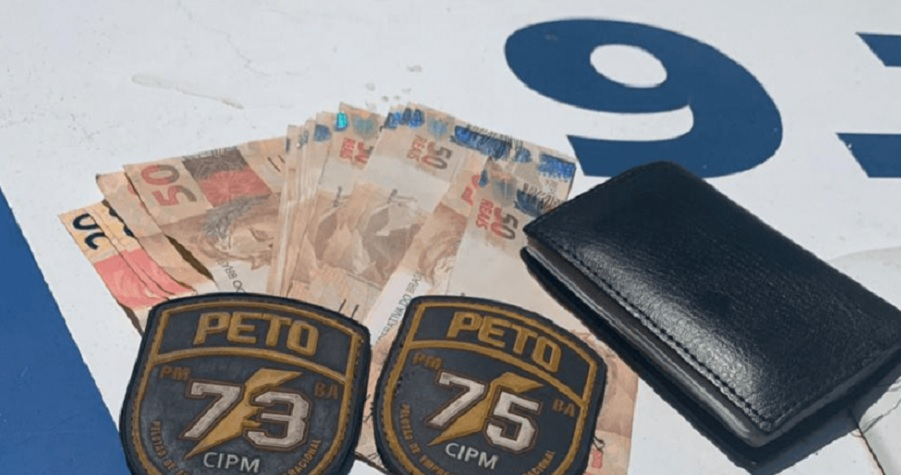 Homem é preso suspeito de vender cédulas falsas no Mercado do Produtor de Juazeiro (BA) - Portal Spy