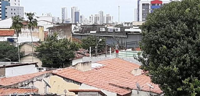 URGENTE: FUGA NO CENTRO DE ACOLHIMENTO DA SEMTHAS
