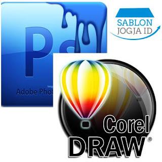 Memilih design dari Corel Draw atau Photoshop??