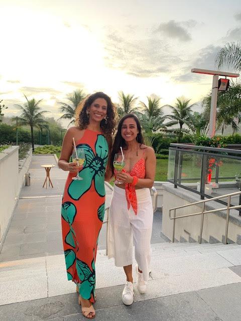 Blog Apaixonados por Viagens - Grand Hyatt Sunset by Tanqueray - O que fazer no Rio de Janeiro