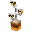 Minecraft Bee Craft-a-Block Series 4 Figure