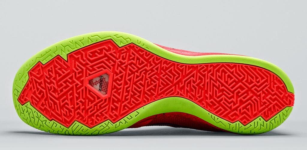 bf943a6b2e4 Hot Sale Cheap Nike Zoom Run The One PE Red Black Volt