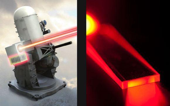 Phalanx Laser Raytheon
