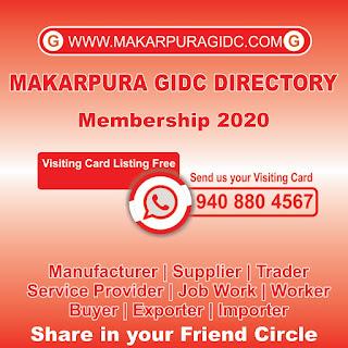 Makarpura GIDC Digital Directory Listing Free