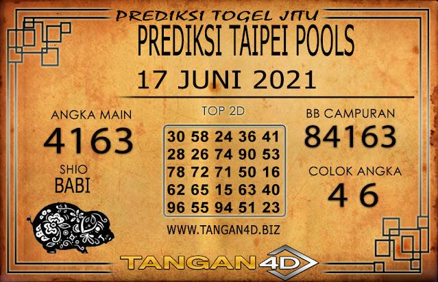 PREDIKSI TOGEL TAIPEI TANGAN4D 17 JUNI 2021