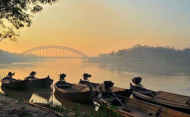 Sungai Begawan Solo