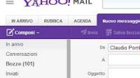 Invia allegati da Yahoo Mail con Dropbox senza limiti di dimensione