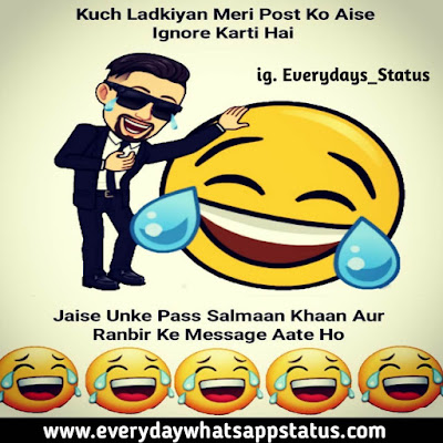 """Crazy Status in Hindi 