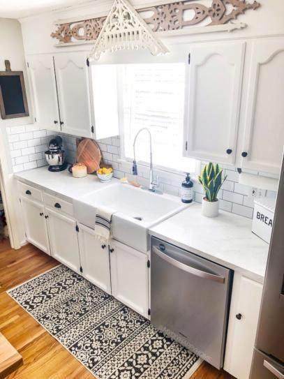 Corner Sink Kitchen Ideas