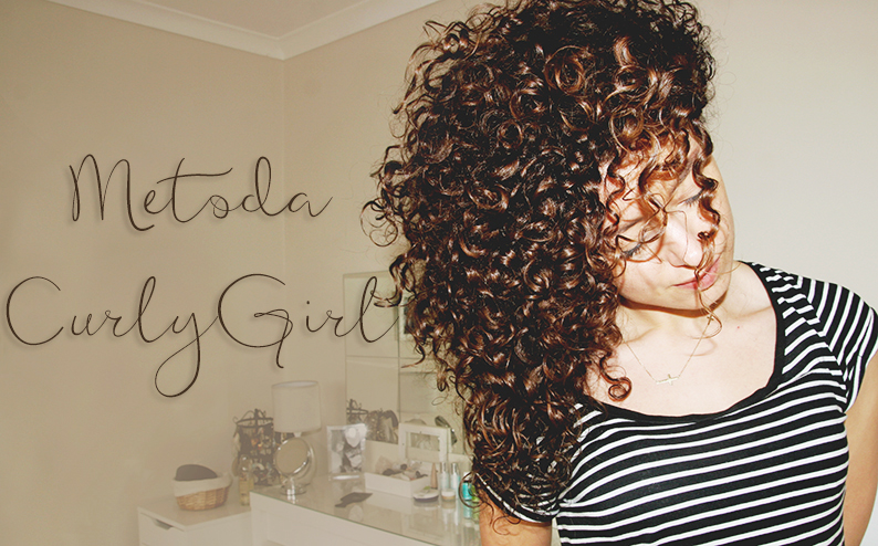 METODA CURLY GIRL ✦