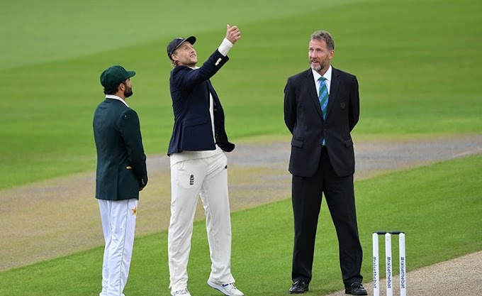First Test: Pakistan decides to bat after winning the toss against England.
