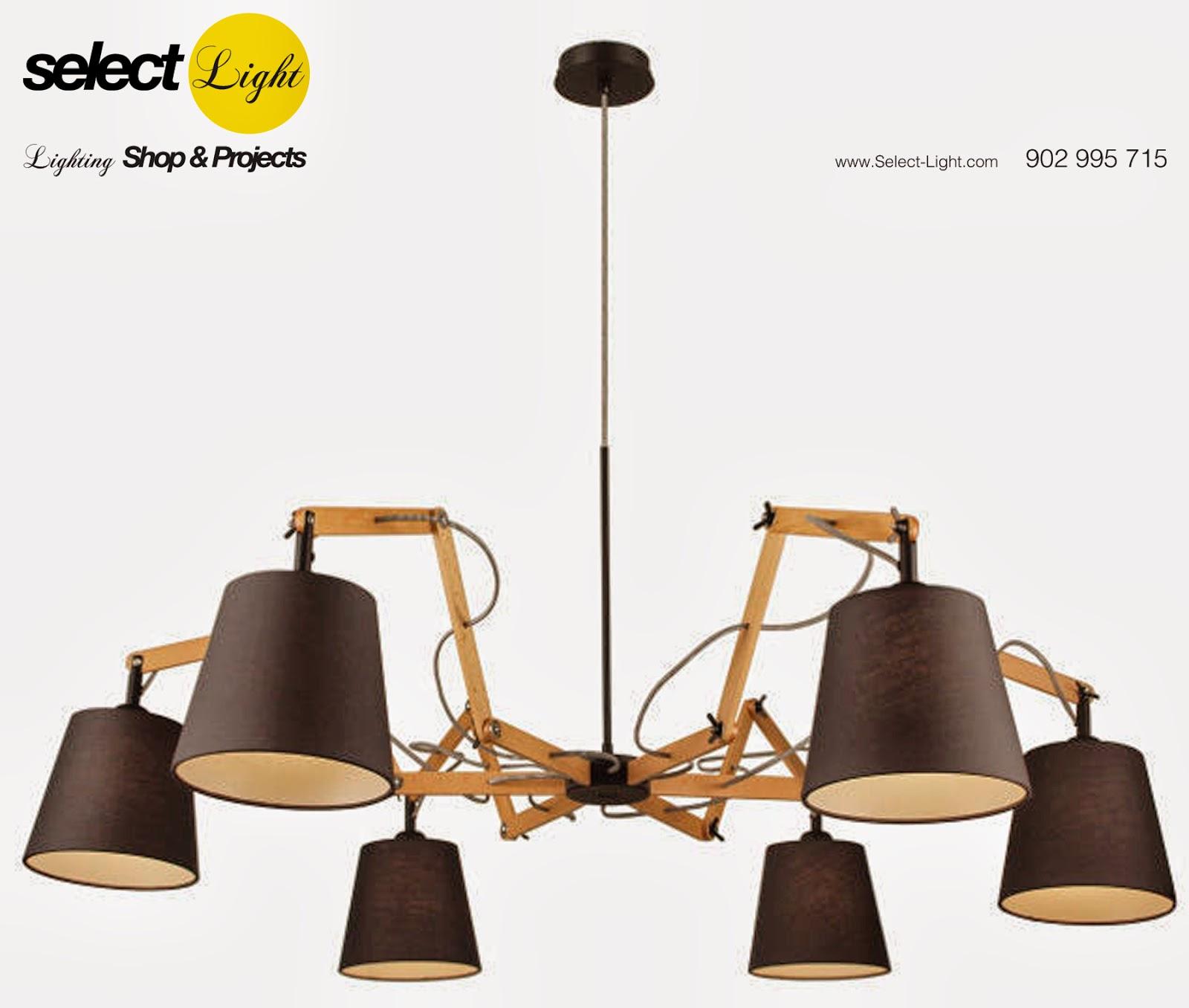 l mparas de dise o blog de iluminaci n de dise o aromas del campo collection 2014. Black Bedroom Furniture Sets. Home Design Ideas