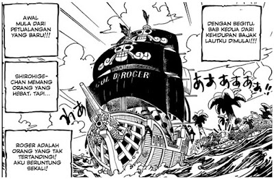One Piece Chapter 966 Bahasa Indonesia