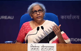 FM announced Rs. 6,28,993 crore Relief Package against COVID-19
