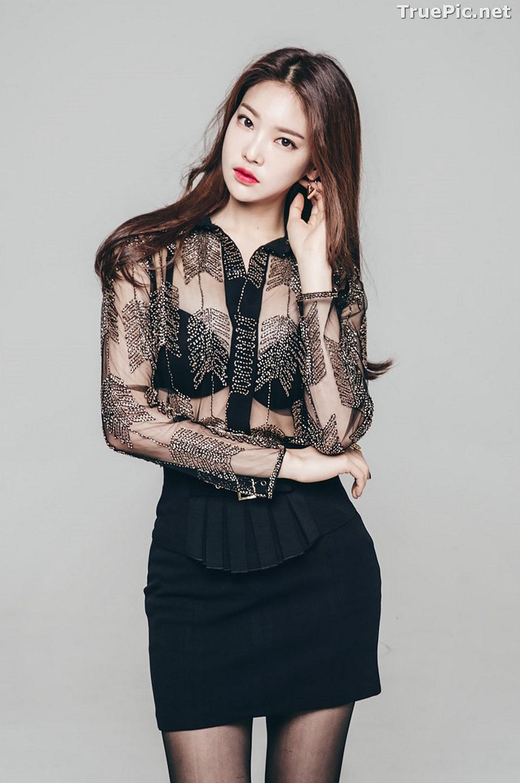 Image Korean Beautiful Model – Park Jung Yoon – Fashion Photography #11 - TruePic.net - Picture-47