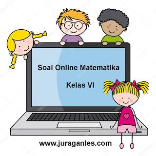 Latihan Soal Matematika Online Kelas 6 Bab Lingkaran