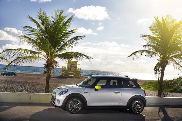 MINI Elétrico chega ao Brasil no primeiro semestre com novo design