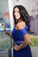 Priya Shri in Spicy Blue Dress ~  Exclusive 43.JPG