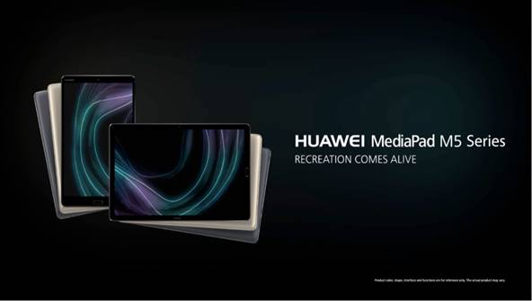 Ultimate Gaming Tablet - HUAWEI MediaPad M5
