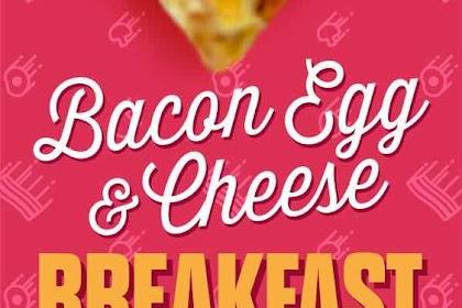 20 Minute Easy Breakfast Pizza