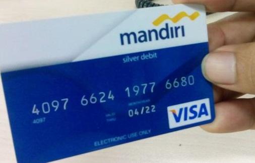Keuntungan Memiliki Mandiri Debit Atm Bank Mandiri Informasi Perbankan