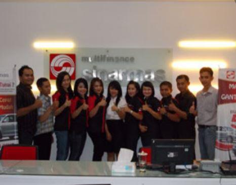 Alamat Lengkap dan Nomor Telepon Kantor Bank Sinarmas di  Kalimantan Selatan
