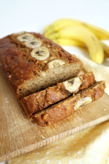 The perfect (vegan) banana bread