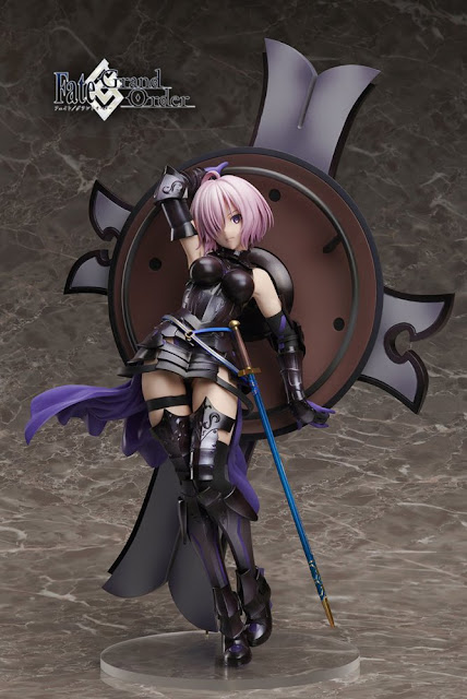 "Shielder / Mash Kyrielight da ""Fate/Grand Order"" – Stronger"