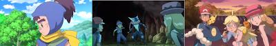 Pokemon Capitulo 4 Temporada 18 Un Desafio Sigiloso