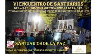 ENCUENTRO DE SANTUARIOS ARQUIDIOCESANO