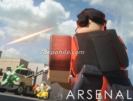 Roblox Arsenal Süper Hitbox Hilesi + Parsifal Exploit 2020