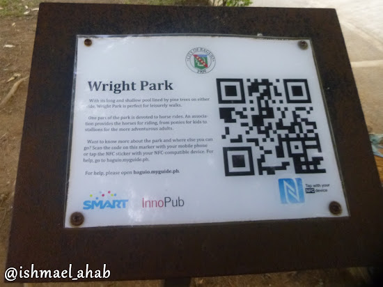 Information about Wright Park of Baguio City